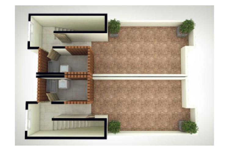 Casa nueva en Mozimba, calle granjas, $1350,000