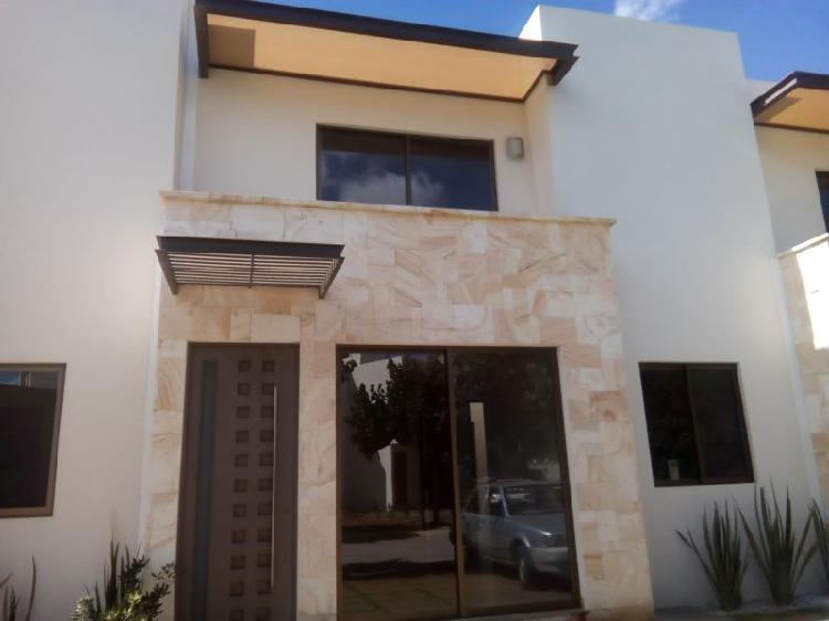 Casa nueva residencial en renta en Oaxaca. Xoxo