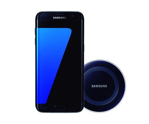 Celular Samsung Galaxy S7 Edge Negro 32gb + Cargadorwireless