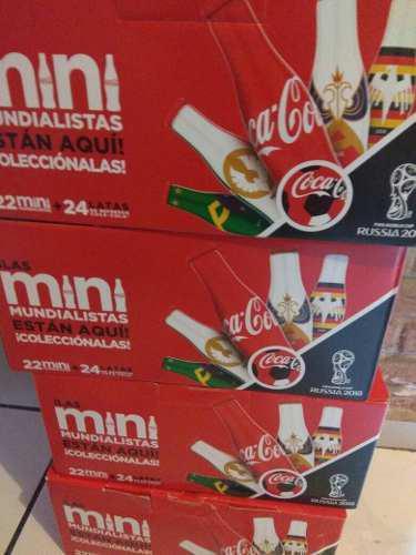 Coca Cola Botellitas Coleccion Mundialista