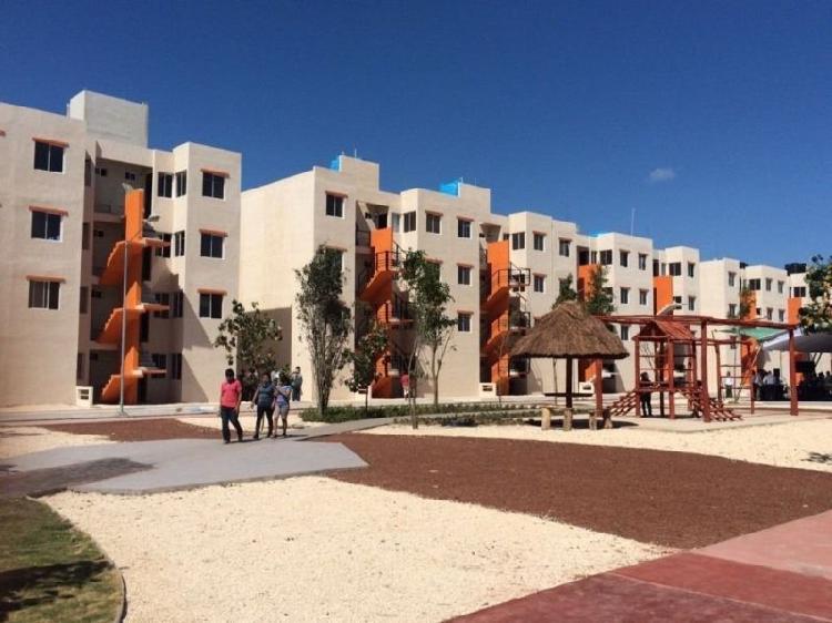 Departamento en Renta en San Marcos Ciudad Sustentable /
