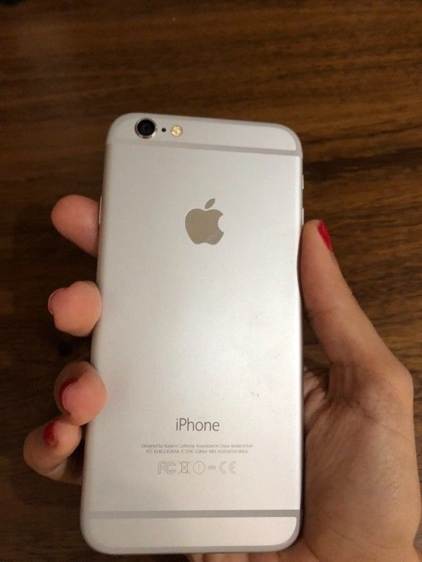 Iphone 6 de 16 gb en buenas condiciones