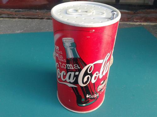 Lata Coca Cola Radio Am Fm Mundial 1998 Funcionando