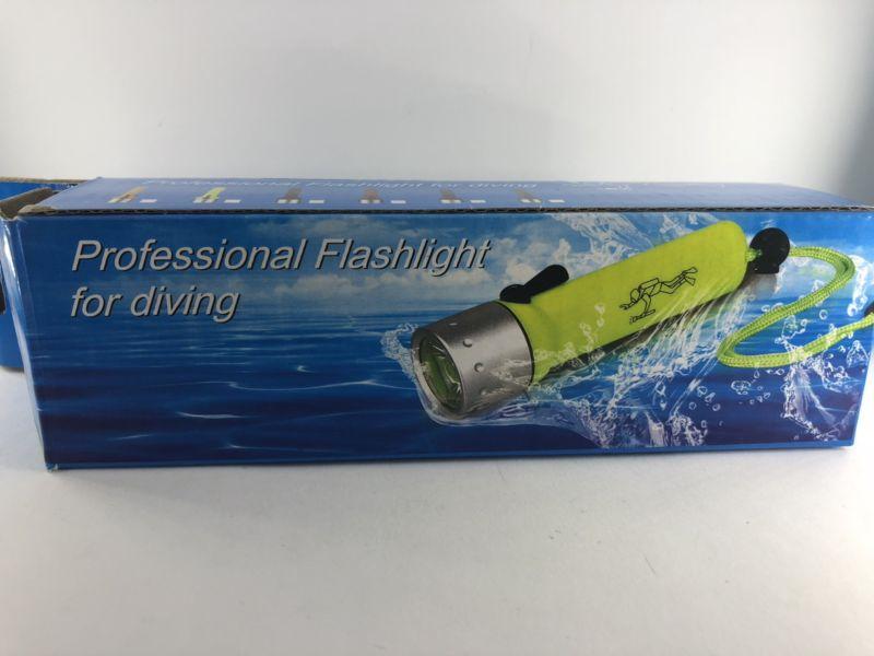 Lámpara led contra agua sumergible 180 lumenes