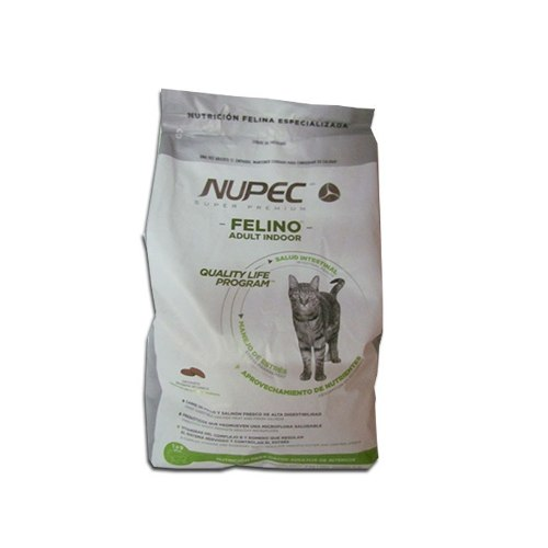 Nupec Felino Indoor 4.5kg Alimento Gato Adulto Super Premium