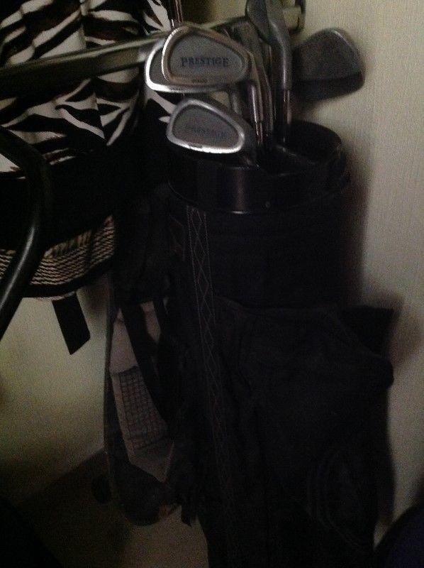 Palos de Golf marca Wilson prestige0