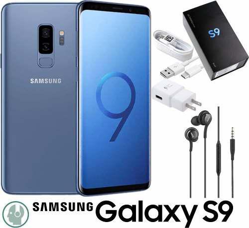 Promo! Galaxy S9 64gb Caja Accesorios Original Envío
