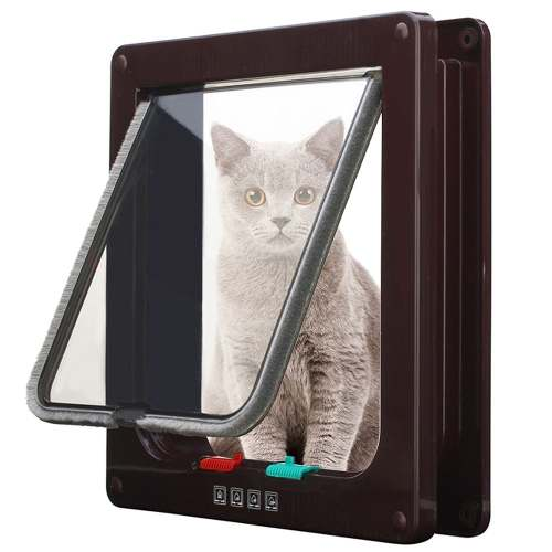 Puerta De Entrada Para Casa Mascotas Gato O Perro Q