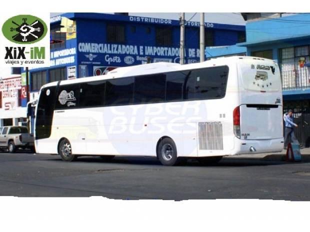 RENTA TUS AUTOBUSES Y CAMIONETAS EN D.F CON XIX-IM