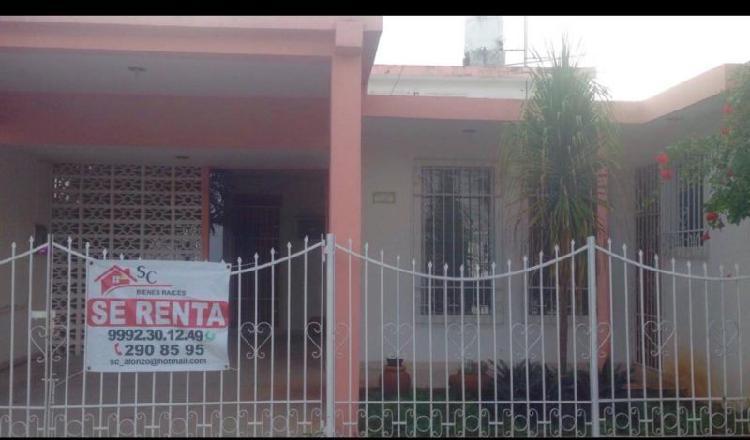 RENTO CASA EN FRACC DEL ARCO.. CERCA DEL CLUB BANCARIOS