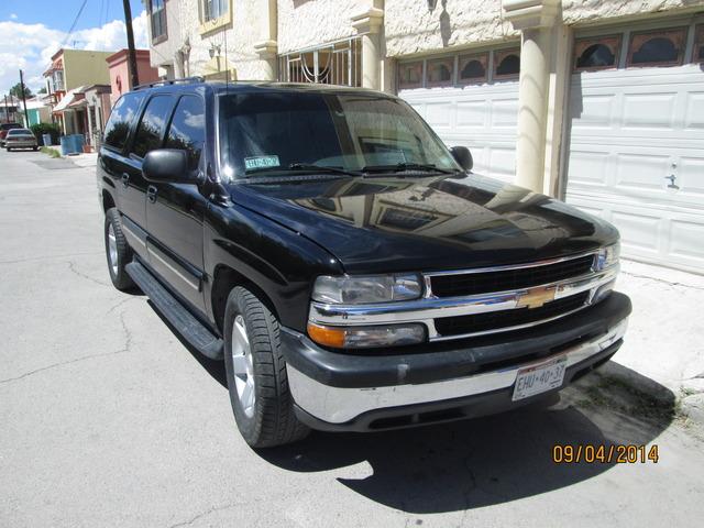 Renta De Suburbans Y Vans En Ciudad Juarez