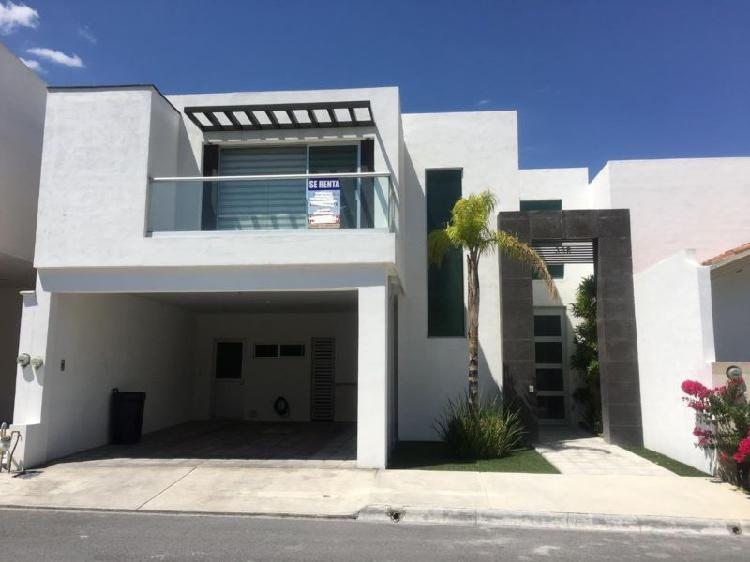 Renta casa amueblada en Saltillo $28,000