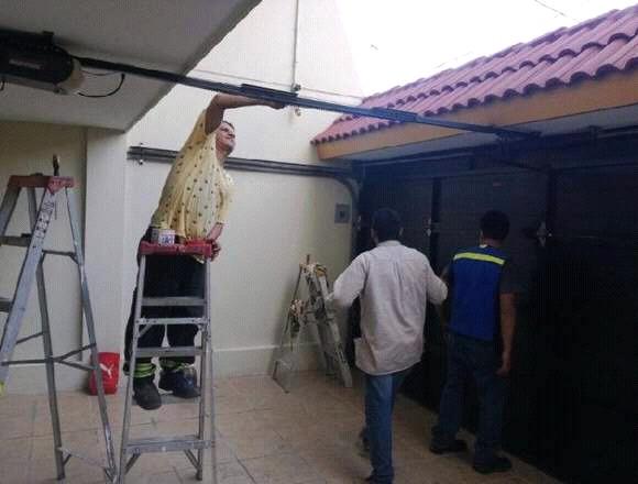 Reparación de Portones Eléctricos Residenciales