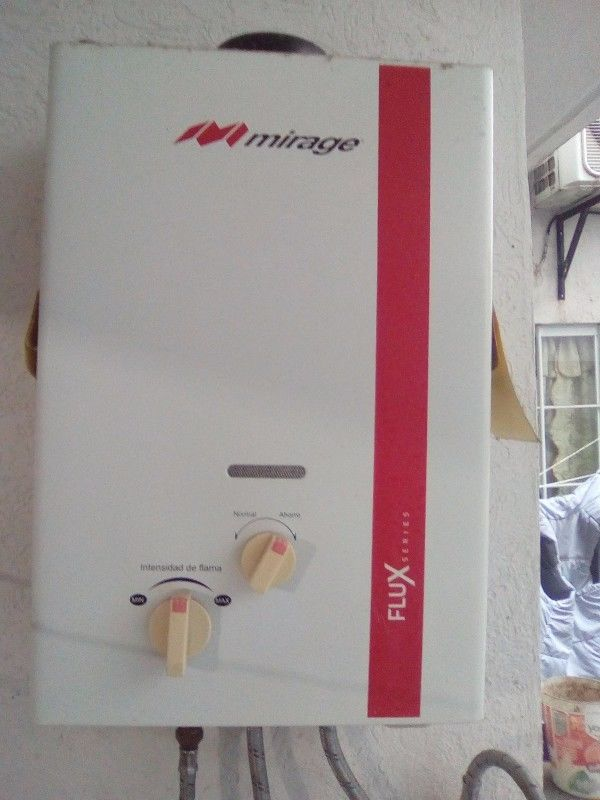 Reparación de calentadores