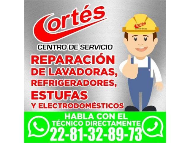 SERVICIO REPARACIÓN DE LAVADORAS XALAPA ENRIQUEZ