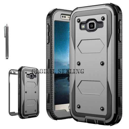 Samsung Galaxy J7 V/j7 Sky Pro - Gray - Resistente Resi-2224