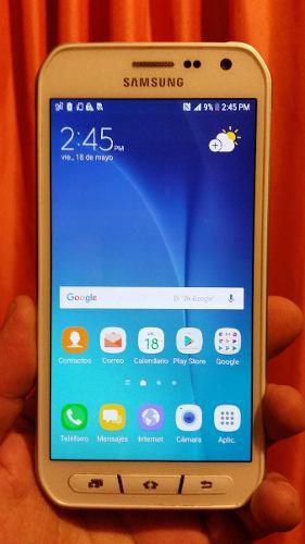 Samsung Galaxy S6 Active Uso Rudo 12 Msi