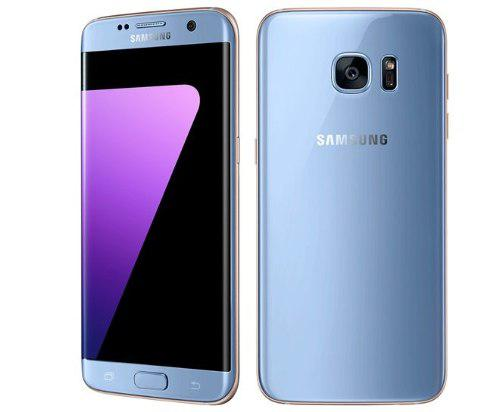 Samsung Galaxy S7 Edge 32gb Coral Blue De Exhibicion