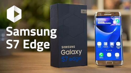 Samsung Galaxy S7 Edge 32gb Eq.de Exhibicion 12 Msi