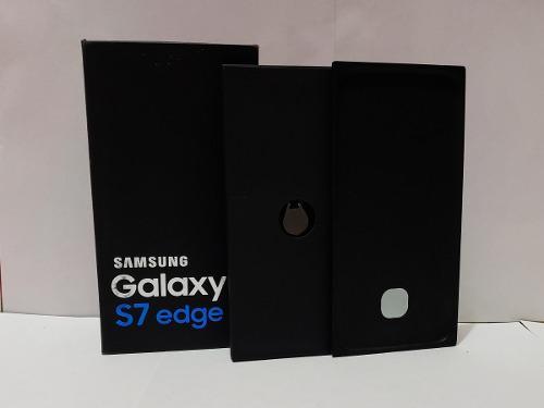 Samsung Galaxy S7 Edge 32gb Negro Libre Clase A Estética