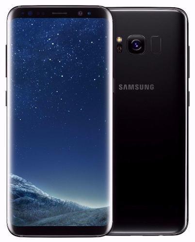 Samsung Galaxy S8 Gris Orquídea Y Negro Envío Inmediato