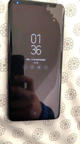 Samsung Galaxy S9 Plus En Buen Estado Nuevo