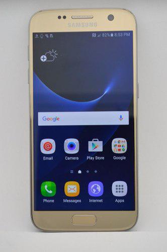 Samsung S7 Ojo No Son Verizon/ni Recontruidos Estetica 9.8