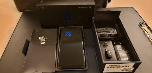 Samsung S8 Plus, 64 Gb, Pequeños Detalles En Cristal