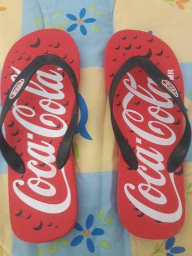 Sandalias De Coca Cola