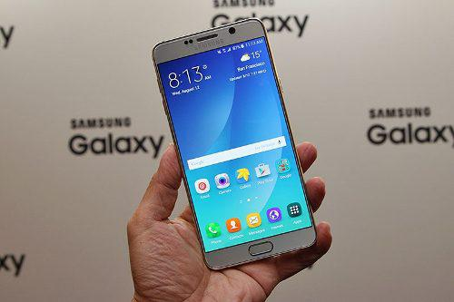Smartphone 32gb Samsung Galaxy Note 5 White Pearl Libre 4g