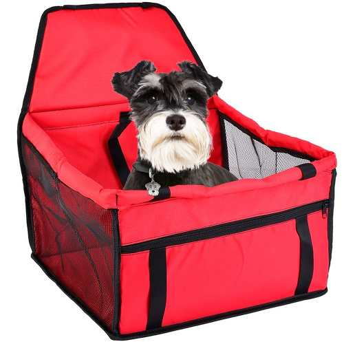 Soporte Asiento De Coche Para Transportar Perro O Gato Q