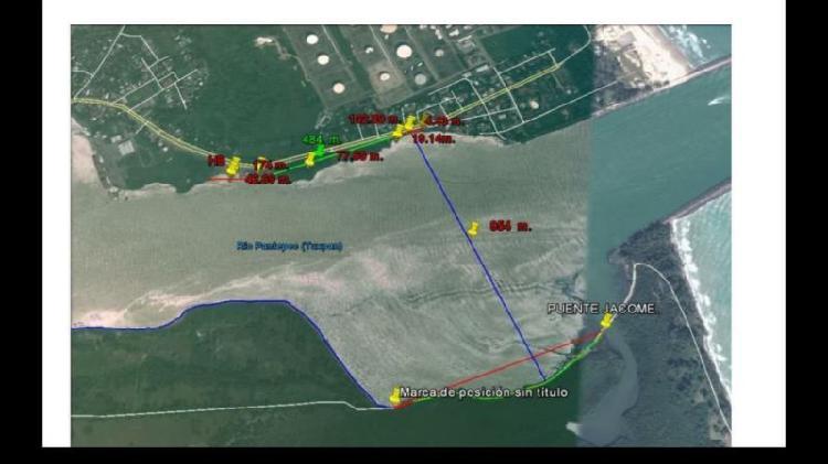 Terreno Ideal Para Invertir En Venta En Tuxpan Veracruz /