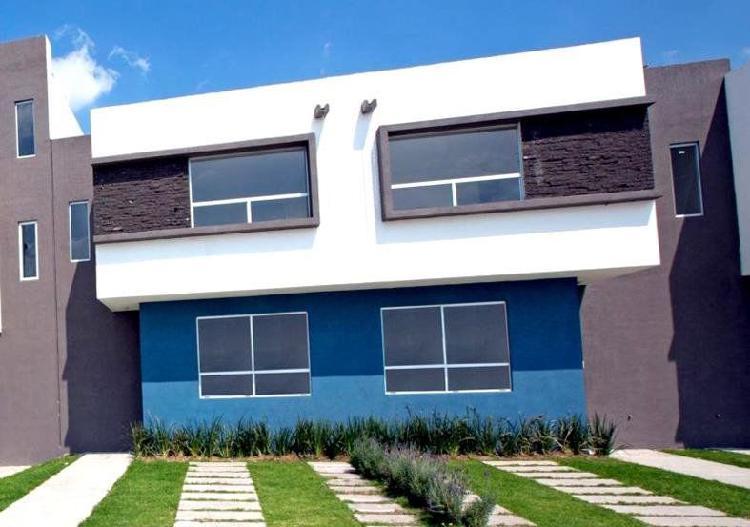 Vendo Casa de 3 recamaras nueva y de entrega inmediata en