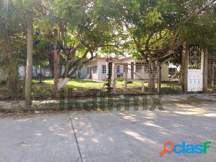 Venta Casa Colonia Ruiz Cortinez Tuxpan Veracruz, Ruiz