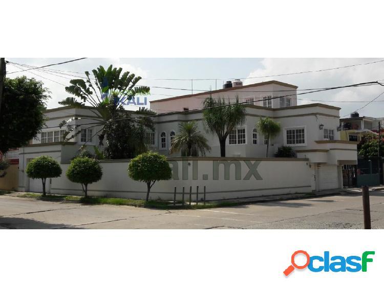 Venta casa 5 recamaras col. chapultepec Poza Rica Veracruz,