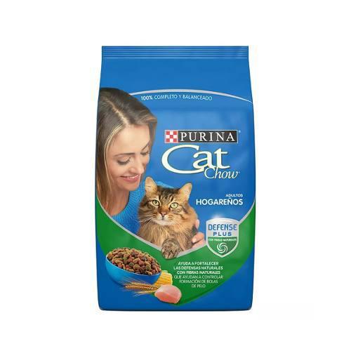Alimento Para Gato Cat Chow Hogareño Adulto 3 Kg