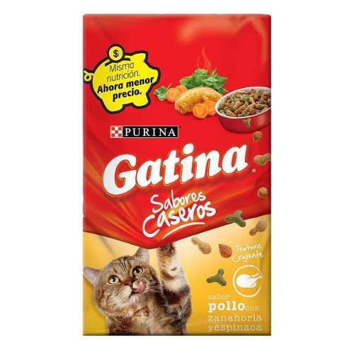 Alimento Para Gato Gatina Pollo 15 Kg