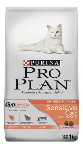 Alimento Purina Proplan Sensible Para Gatos 3kg