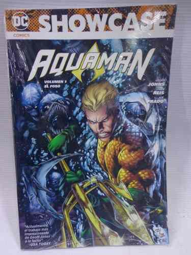 Aquaman Vol.1 El Foso Dc Showcase