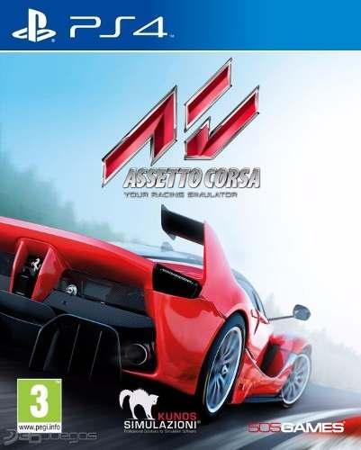 Assetto Corsa Playstation 4 Nuevo Sellado