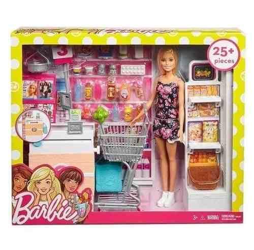 Barbie Día De Compras Con Muñeca