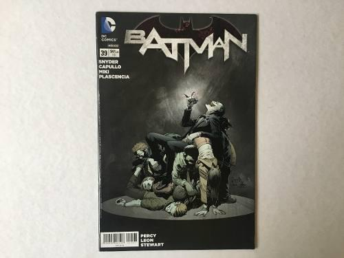 Batman New 52 #39 Dc Comics Español Editorial Televisa