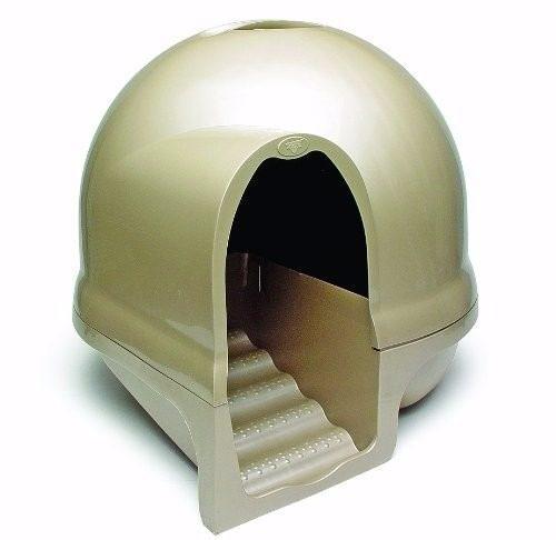 Caja De Arena Arenero Para Mascotas Gatos Mn4