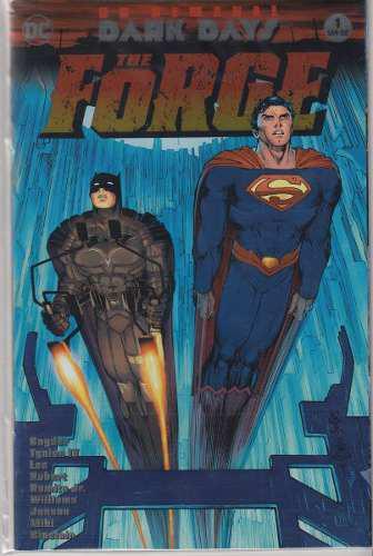 Comic Batman Metal Dark Days The Forge # 1 Nuevo Español