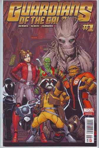 Comic Guardianes De La Galaxia # 1 Español Televisa