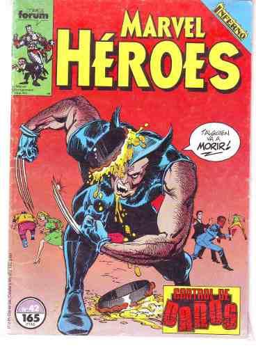 Comic Marvel Heroes Infierno Wolverine Comics Forum Español