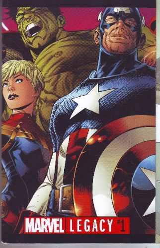 Comic Marvel Legacy # 1 Jason Aaron Nuevo Español