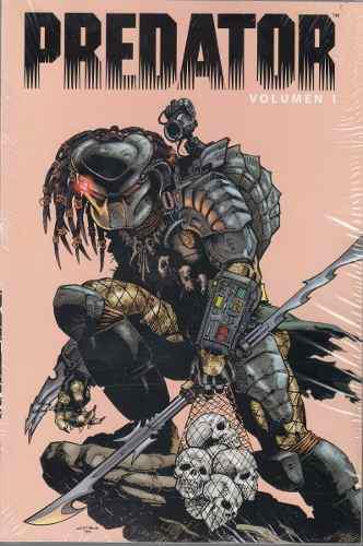 Comic Predator Omnibus Volumen 1 Nuevo Y Sellado Dark Horse