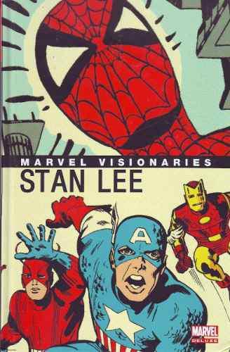 Comic Saga Marvel Visionaries Stan Lee Donde Comienza Todo