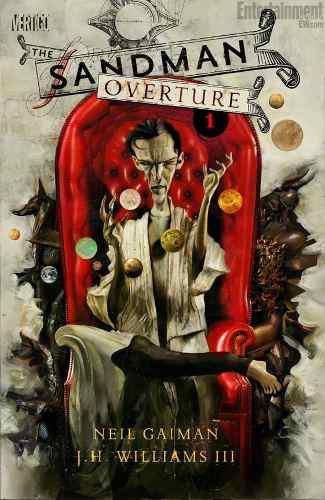 Comic The Sandman Overture #1 - Neil Gaiman - Vertigo Comics